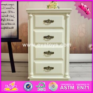 2017 Wholesale White Wooden Storage Furniture, Best Solid Wooden Storage Furniture, Bedroom Wooden Storage Furniture W08h068 pictures & photos
