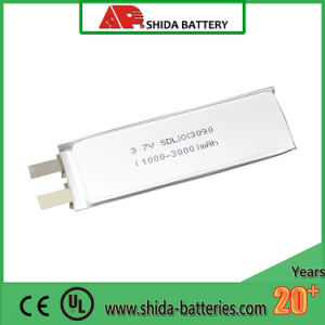 2000mAh 3.7V Lithium Polymer Battery for Consumer Electronics pictures & photos