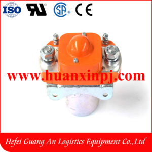 High Quality 48V Zj Series DC Lifting Contactor Zj400d pictures & photos