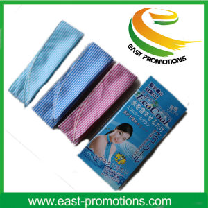 New Cool Fabric Sports Cooling Neck Tie pictures & photos