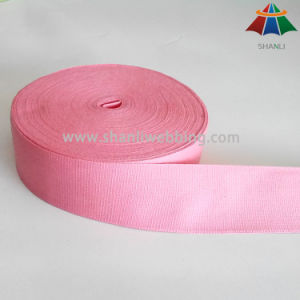 Wholesale Natural Eco-Friendly Pure Cotton Webbing pictures & photos