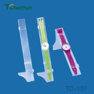 Simplicity Plastic Gift Watch Packing Stand pictures & photos