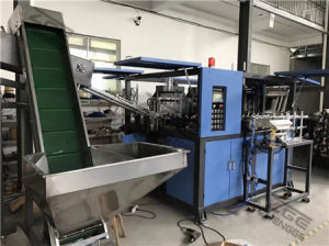 Pure Water Bottle Blowing Machine / Bottle Making Machine Price pictures & photos