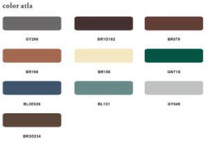 UPVC Color Profile pictures & photos