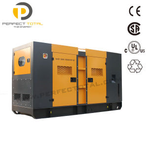 Super Quiet Diesel Generators Soundproof 20 Kw