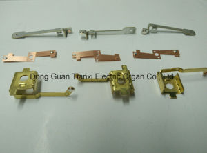 Rivet Contact and Stamping Armature/Copper Pin/Contact Plate