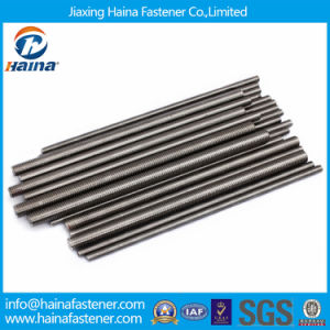 Ss 304, A2-70 Stainless Steel DIN975 DIN976 Threaded Bar / Threaded Rod pictures & photos