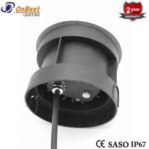 Competitive Price Outdoor Light 5W LED Underground Light in IP67 pictures & photos