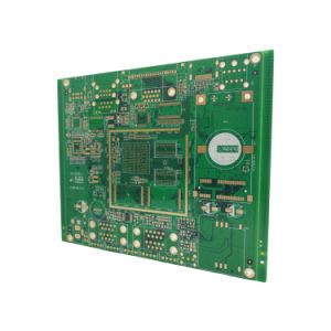 6 Layer Printed Circuit Board for Prototype PCB Blind Buried Via pictures & photos
