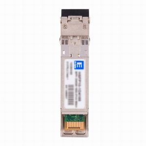10G SFP+ 1310 40km Duplex LC Optical Transceiver pictures & photos