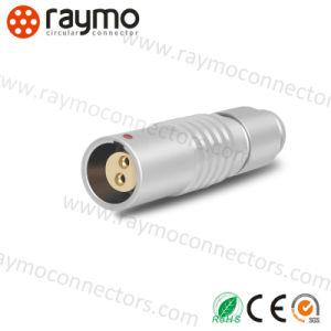 Raymo Fgg Egg 0b 2 Pin Circular Push Pull Panel Socket/Connector pictures & photos
