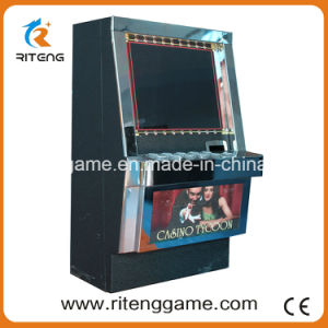 Coin Operated Gambling Casino Slot Gambling Machine pictures & photos