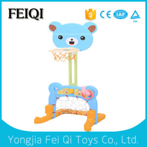 Little Kids Used Indoor Plastic Basketball Stand Football Frame Plastic Basketball Backboard Kid Toy with Great Price Factory Price pictures & photos