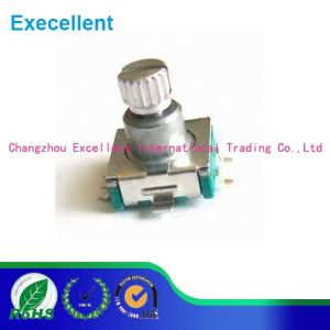 11mm Rotary Encoder with Swith Use 360 Degree Rotation Angle pictures & photos