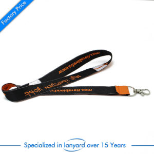 Custom Flat Polyester Printed Lanyard/Ribbon with Bottle Opener pictures & photos