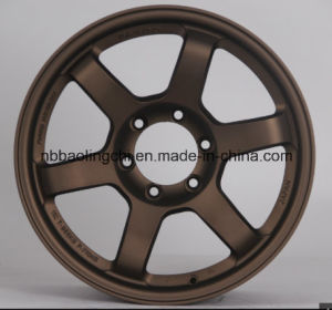 17 Inch/18 Inch Alloy Wheels with PCD 5/6-139.7 for Southeast Aisa pictures & photos