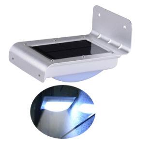 Solar Powered 16 LED 1 Watt Outdoor Motion Sensor Light, Waterproof Wireless Security Night Light, for Entrance, Pathway, Garden, Deck, Yard pictures & photos