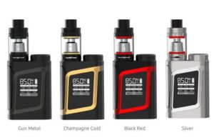 100% Original Smok Alien Baby Al85 Kit 85W with Smok Tfv8 Baby Tank 3ml 85W Al85 Box Mod Vs Istick Pico Kit Alien Mod Kit