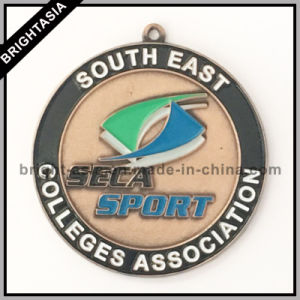 Sports Medallion with Medal for Helath Runing (BYH-101175) pictures & photos