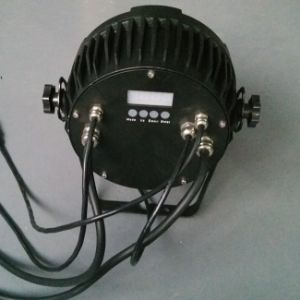 High Power 12X15W 6in1 RGBWA+UV LED PAR for Garden Lighting pictures & photos