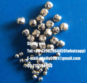 Zinc Cut Wire Shot / Copper Cut Wire Shot / Cast Zinc Shot / Cast Steel Shot / Stainless Steel Cut Wire Shot / Abrasive / Zinc Shot/ Aluminium Cut Wire Shot pictures & photos