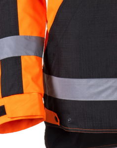 Winter Reflective Padded High Visibility Safety Jacket pictures & photos