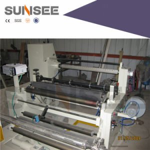 Plastic Film/Paper Slitting Machine (Factory supply) pictures & photos