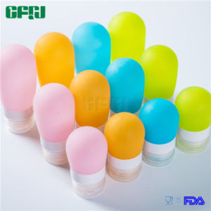 Patented Squeezed Tube Silicone Travelling Accessories Packaging Travel Bottle pictures & photos