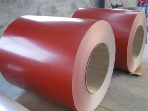 Prepainted Galvanized Steel Sheet/Color Coated Steel Coils PPGI pictures & photos