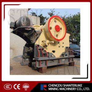 High Efficient PE Series Mobile Stone Crusher Machine in India pictures & photos