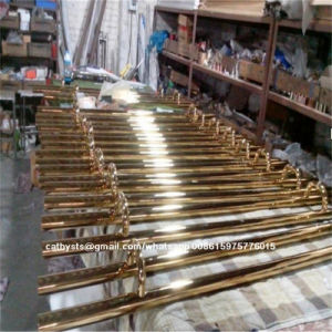 Metal Handle Rose Gold Color Mirror Finish China Supplier pictures & photos