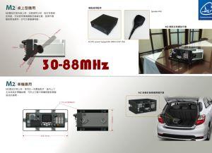 Low VHF Vehicle Mobile Radio in Analog & Digital Mode