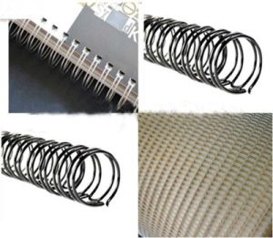 """Nylon Coated Double Loop Binding Wire 5/16"""" 58000loops pictures & photos"""