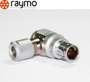 Wso 102 103 1031 104 Series Elbow Plug Circular Cable Connector pictures & photos