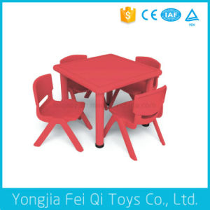 Educational Equipment-Plastic Square Table pictures & photos