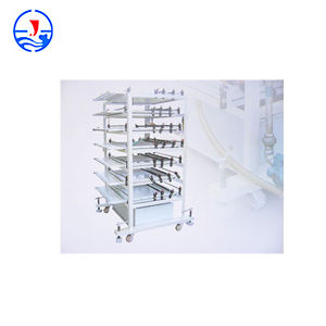 Professional Customized Adhesive Coating Shelf Rack pictures & photos
