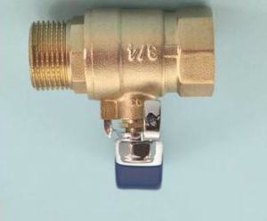 Tap Water Brass Ball Valve (EM-V-61) pictures & photos