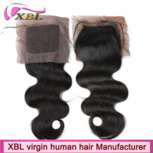 Perfect Match Brazilian Virgin Hair Bundles with Lace Closure pictures & photos