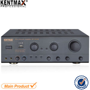 100W RMS Power Home Amplifier with USB / SD (AV-502USB) pictures & photos