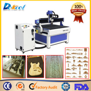 Desktop CNC Wood MDF Cutter Crafts Window Chair Router Sale pictures & photos