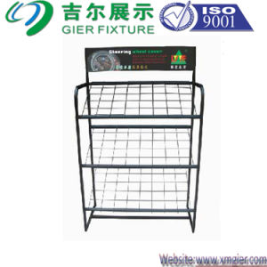 Supermarket Rack Steel Display Store Display Shelf Rack with Ce (GDS-029) pictures & photos