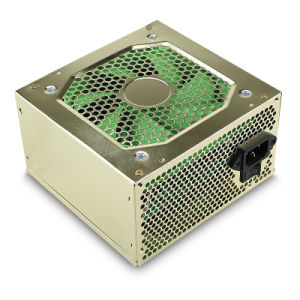 Special Gold Colour ATX 350W Switching Power Supply pictures & photos
