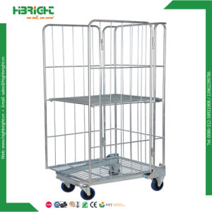 Warehouse Transportation Roll Cage Container pictures & photos