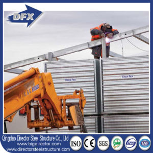 High Quality Direct From Factory Steel Structure Chicken Shed Poultry Farm pictures & photos