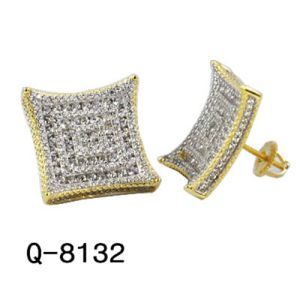 Factory Hotsale 925 Silver Earrings Fashion Jewelry pictures & photos