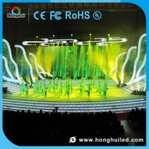 P4 Outdoor Full Color LED Display Screen for Rental pictures & photos