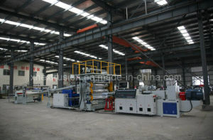 PVC Imitation Marble Skirting Board Production Line/Extrusion Line pictures & photos
