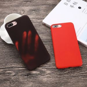 Fashion Heat Sensitive Thermal Induction Phone Case for iPhone 6/7/7plus pictures & photos