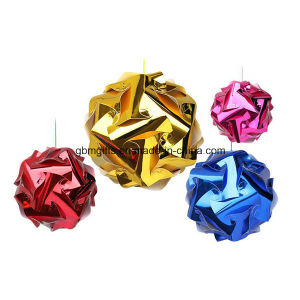 DIY High Quality Christmas Ball Ornaments 2016 Christmas Decoration pictures & photos