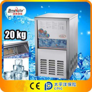 coffee Shop Used Ice Cube Making Machine/Producer Price Cube Ice Maker pictures & photos